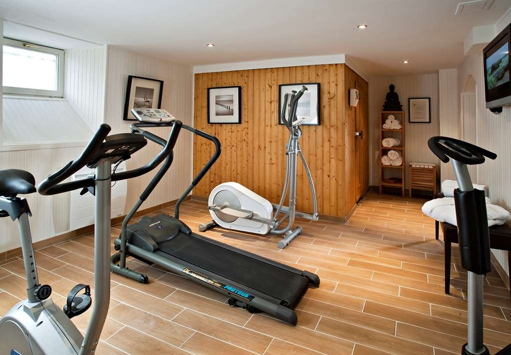 Best Western Plus Hotel Villa D'est - Fitness Room