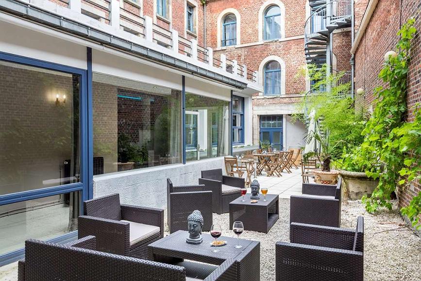 Best Western Hotel Saint Claude - Vue extérieure