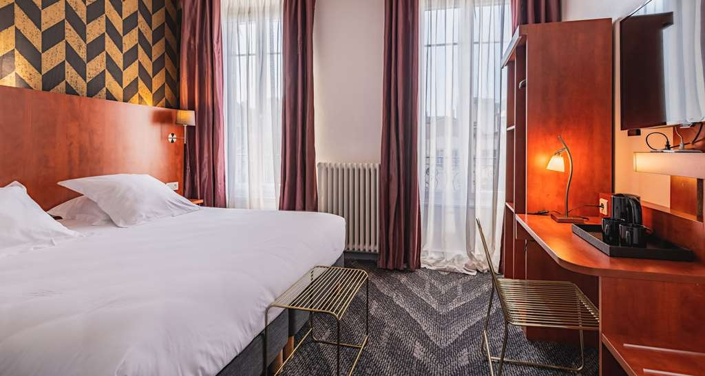 Best Western Hotel Centre Reims - Chambres / Logements