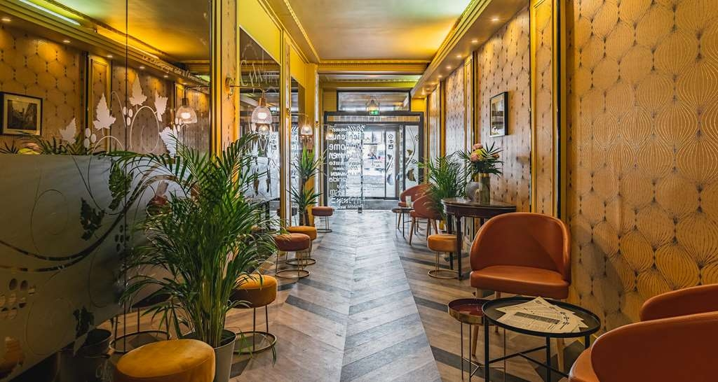 Best Western Hotel Centre Reims - Vue du lobby