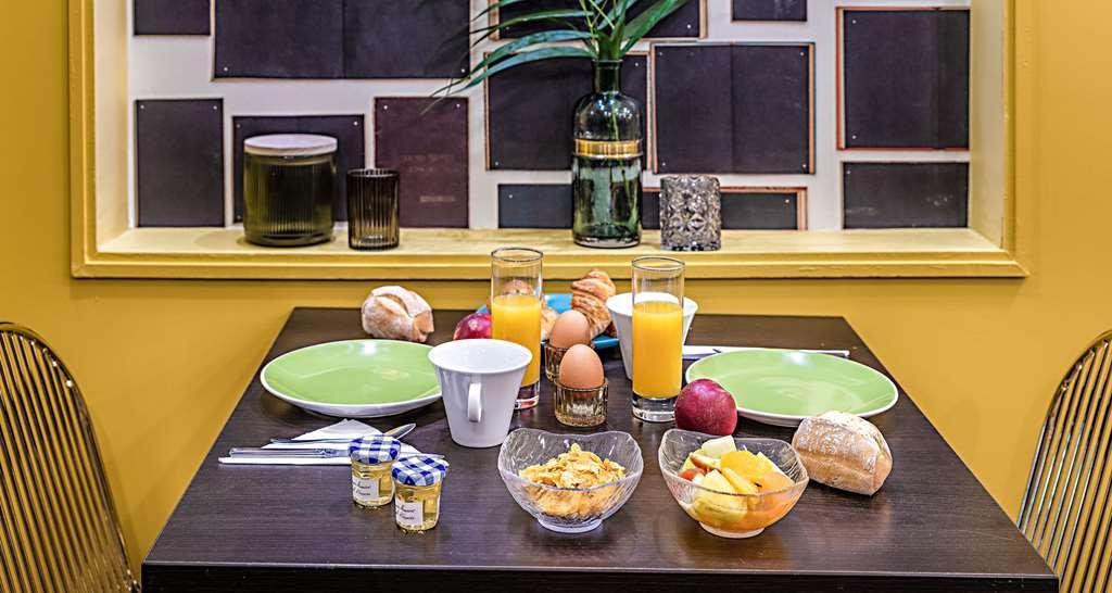 Best Western Hotel Centre Reims - Petit déjeuner