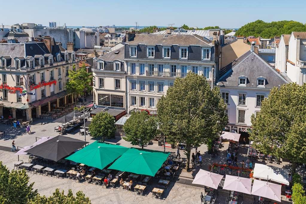 Best Western Hotel Centre Reims - Außenansicht