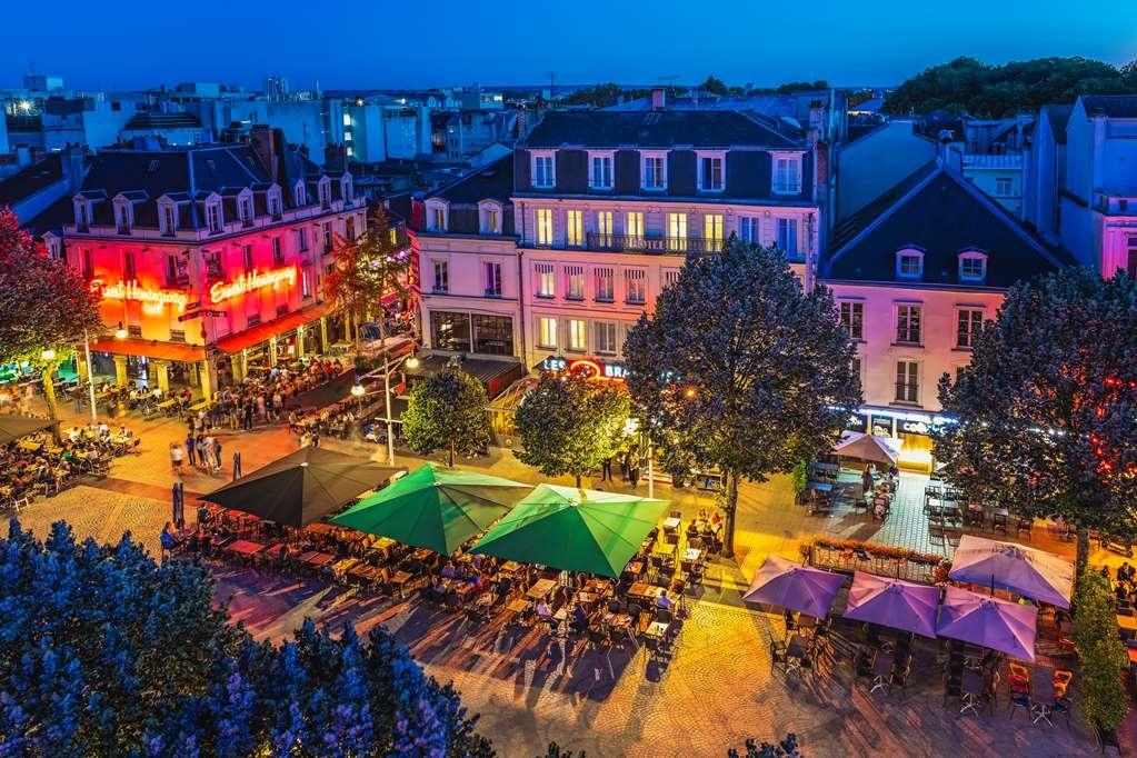 Best Western Hotel Centre Reims - Façade