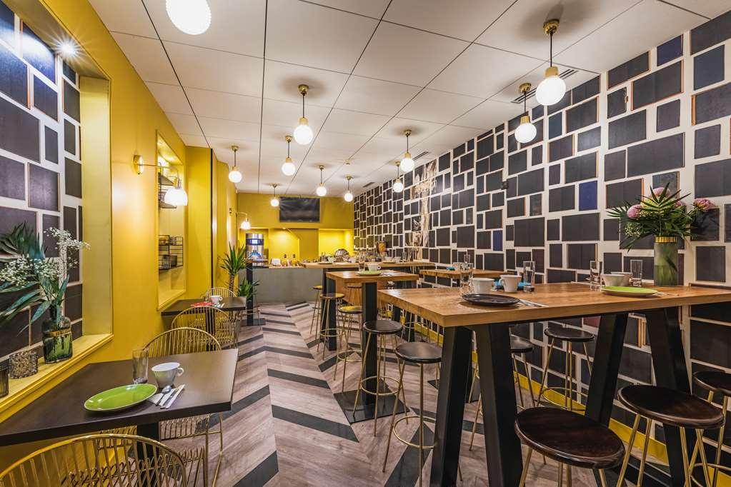 Best Western Hotel Centre Reims - Restaurant / Etablissement gastronomique