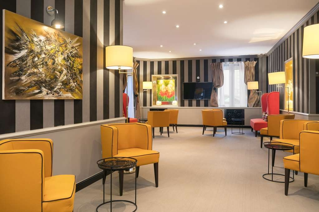 Best Western Plus Hotel Brice Garden - Bar / Lounge