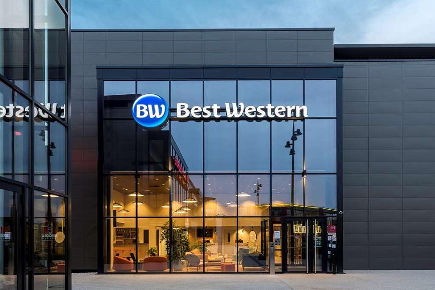 Best Western Dijon Quetigny - Area esterna