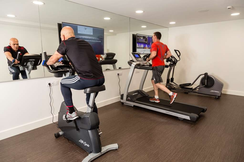 Westminster Hotel & Spa, BW Premier Collection - Club de remise en forme