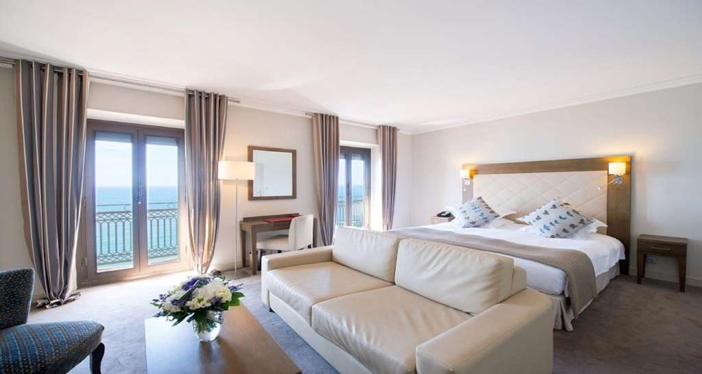 Westminster Hotel & Spa, BW Premier Collection - Superior Guest Room with a Sea View and one King Size Bed