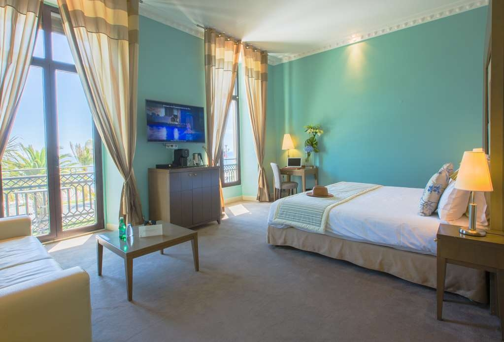 Westminster Hotel & Spa, BW Premier Collection - guest room, Junior suite with sea view