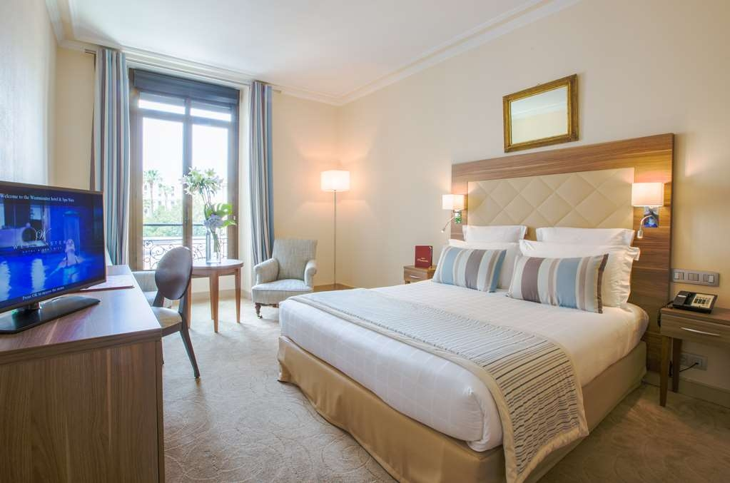 Westminster Hotel & Spa, BW Premier Collection - Chambres / Logements