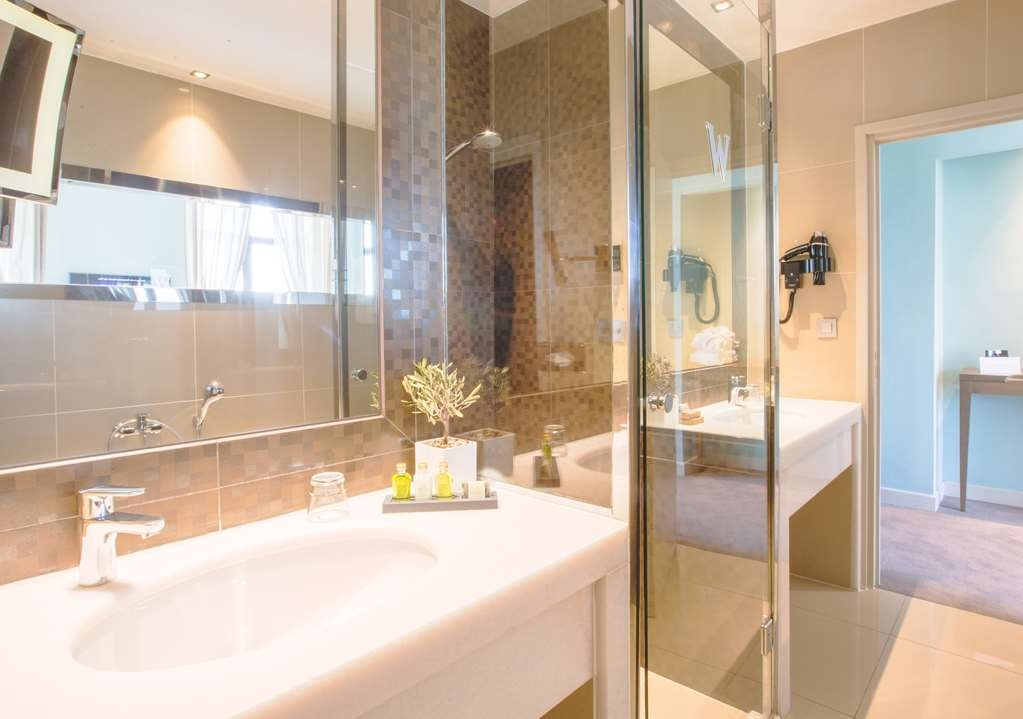 Westminster Hotel & Spa, BW Premier Collection - suite bath