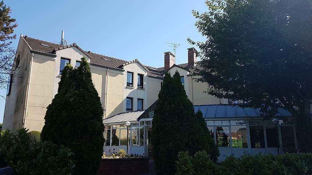 Hotel Best Western Hotel Grand Parc, Chanteloup En Brie