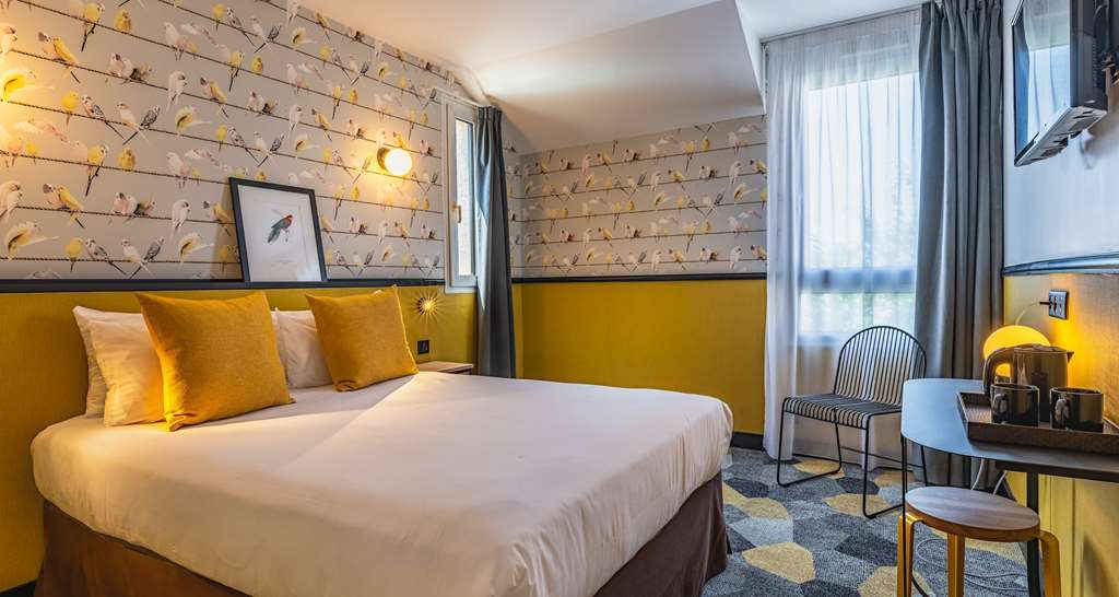 Best Western Hotel Grand Parc - Chambres / Logements