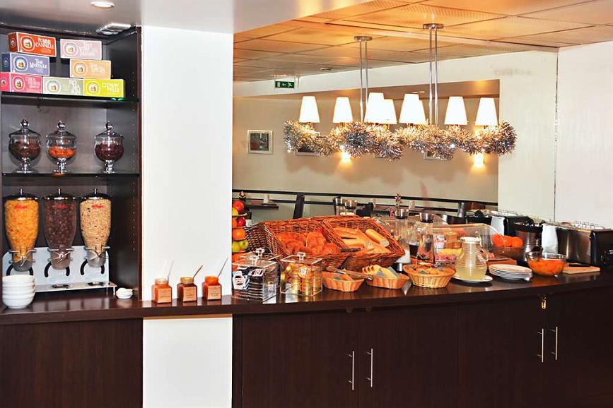 Sure Hotel by Best Western Annemasse - Breakfast Buffet