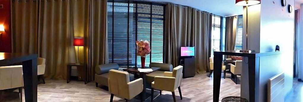 Sure Hotel by Best Western Annemasse - Vue du lobby