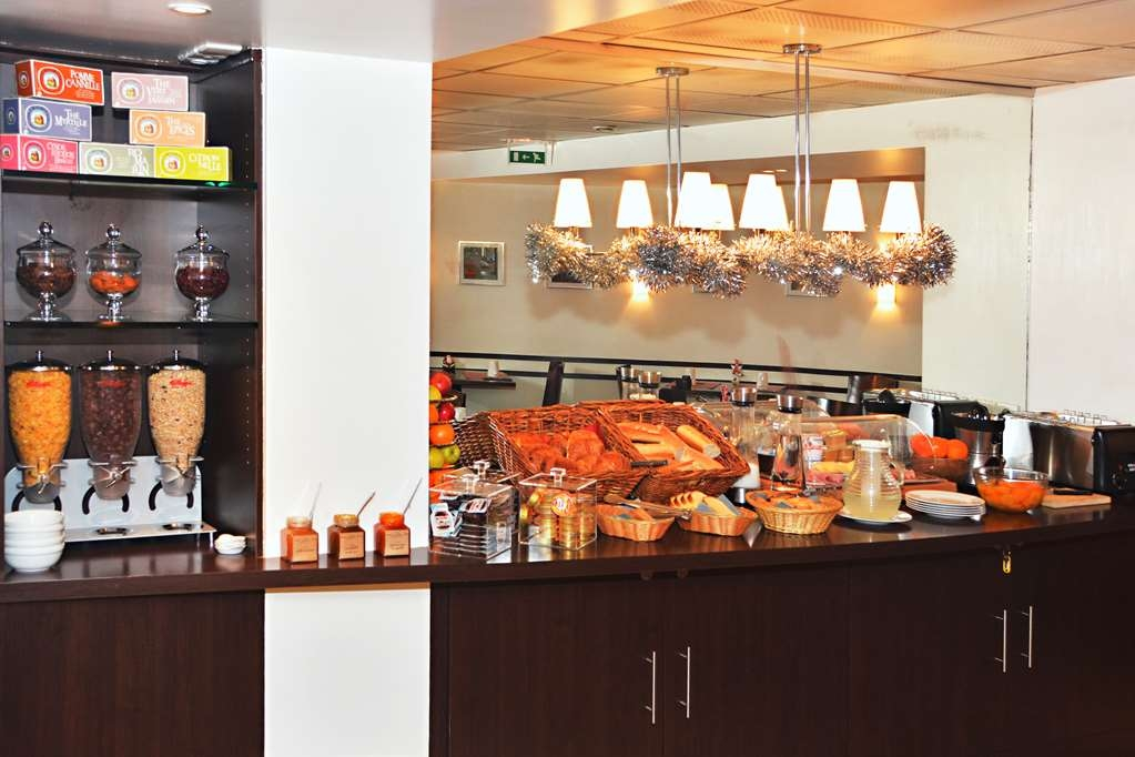 Sure Hotel by Best Western Annemasse - Breakfast Buffet