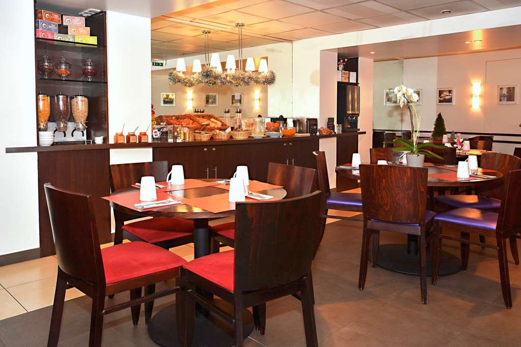 Sure Hotel by Best Western Annemasse - Breakfast Area