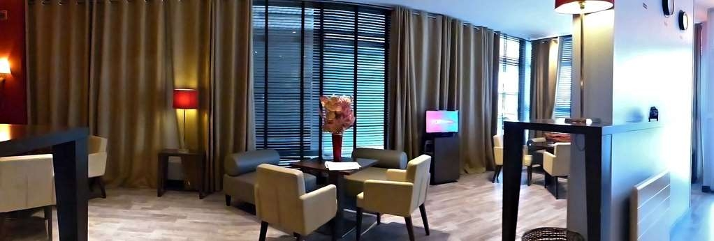 Sure Hotel by Best Western Annemasse - Sure Hotel by Best Western Annemasse Lobby