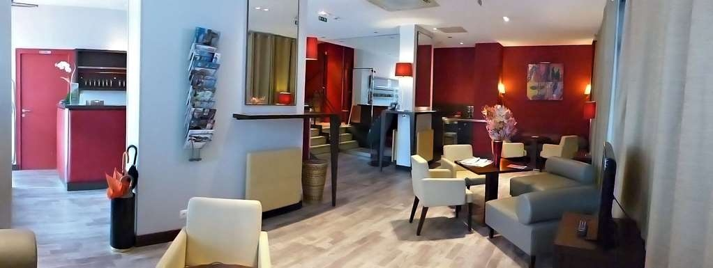 Sure Hotel by Best Western Annemasse - Lobby
