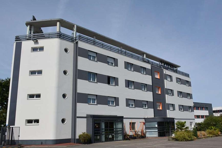Best Western Atlantys Hotel Zenith Nantes - Aussenansicht