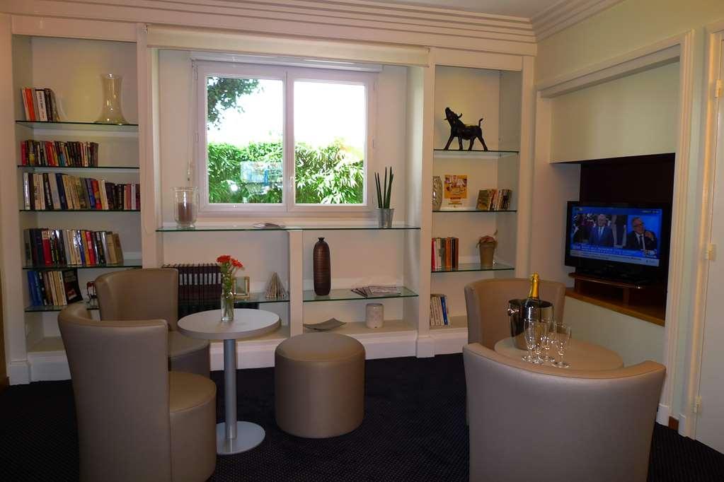 Best Western Atlantys Hotel Zenith Nantes - Bar / Lounge
