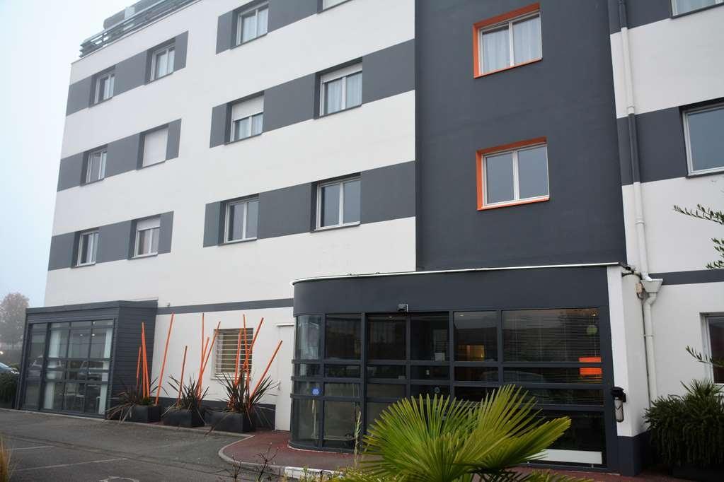 Best Western Atlantys Hotel Zenith Nantes - Façade