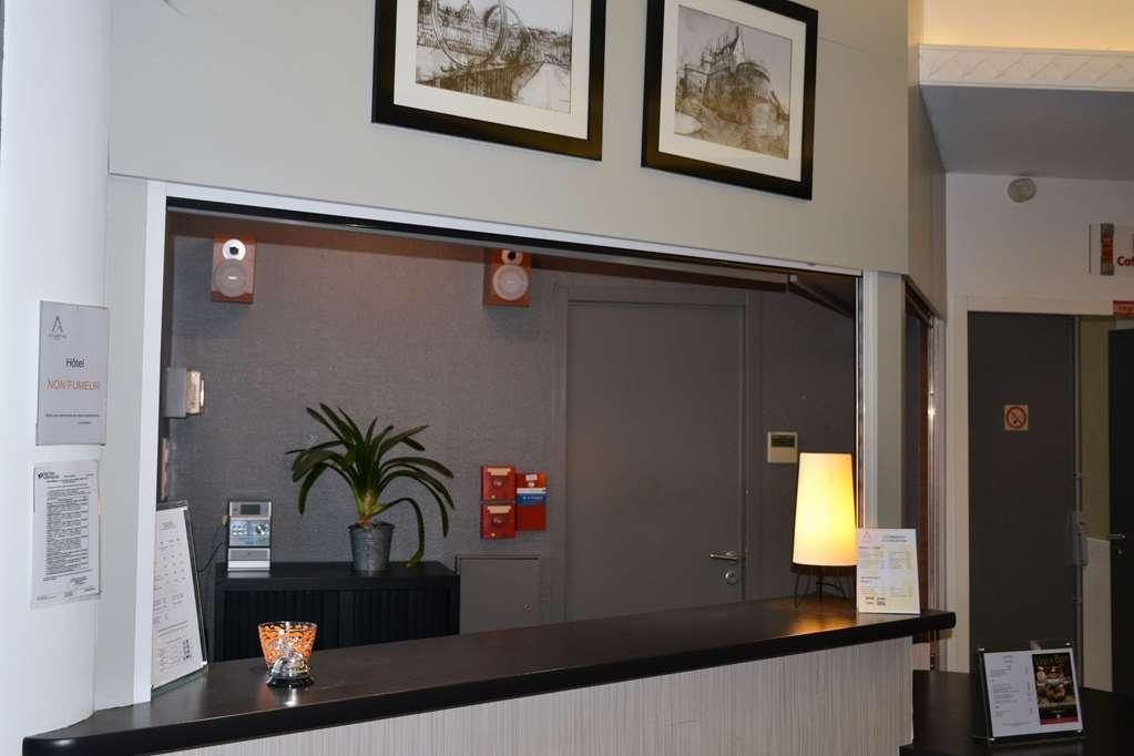 Best Western Atlantys Hotel Zenith Nantes - Vue du lobby