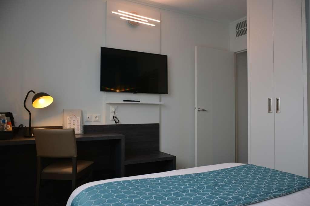 Best Western Atlantys Hotel Zenith Nantes - Chambres / Logements
