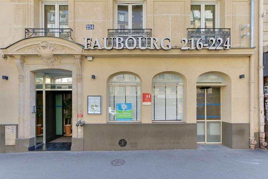 Sure Hotel by Best Western Paris Gare du Nord - Area esterna