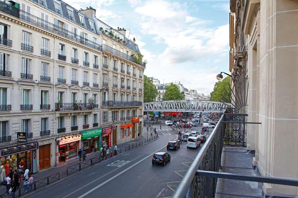 Sure Hotel by Best Western Paris Gare du Nord - Façade