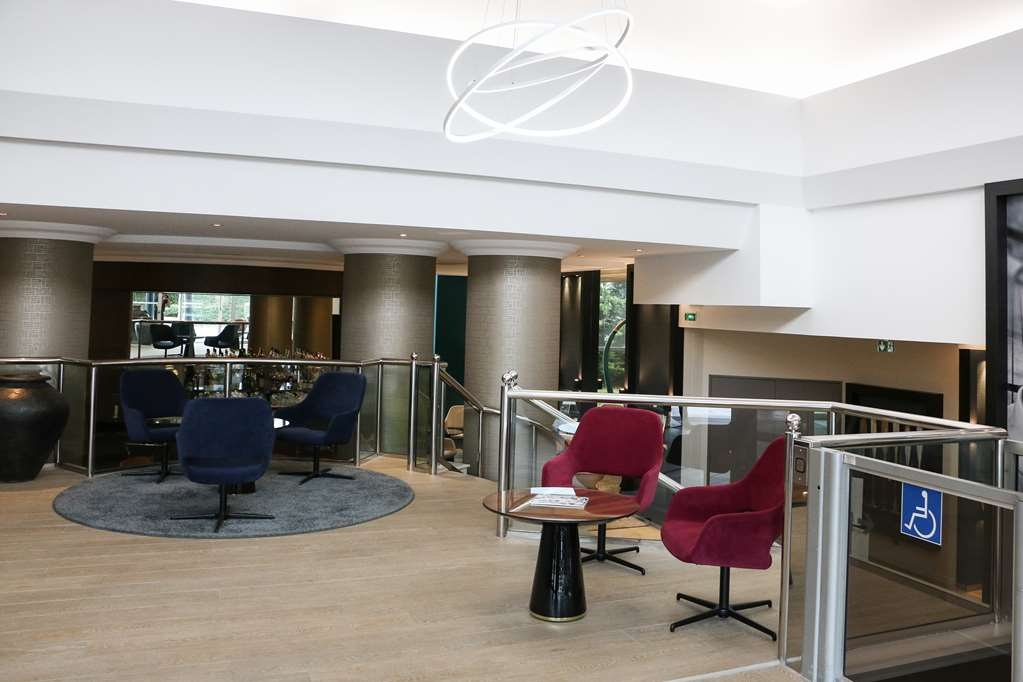 Best Western Plus Hotel Admiral - Lounge