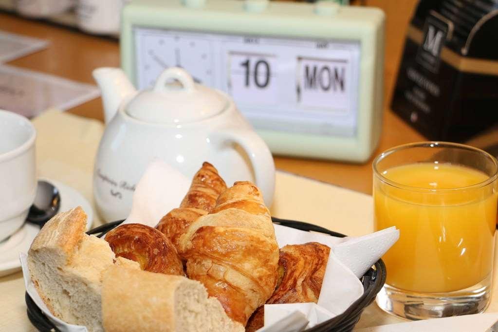 Best Western Plus Hotel Admiral - Breakfast