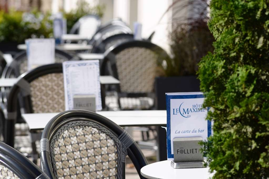 Hotel Le Maxime, BW Signature Collection - Terrasse