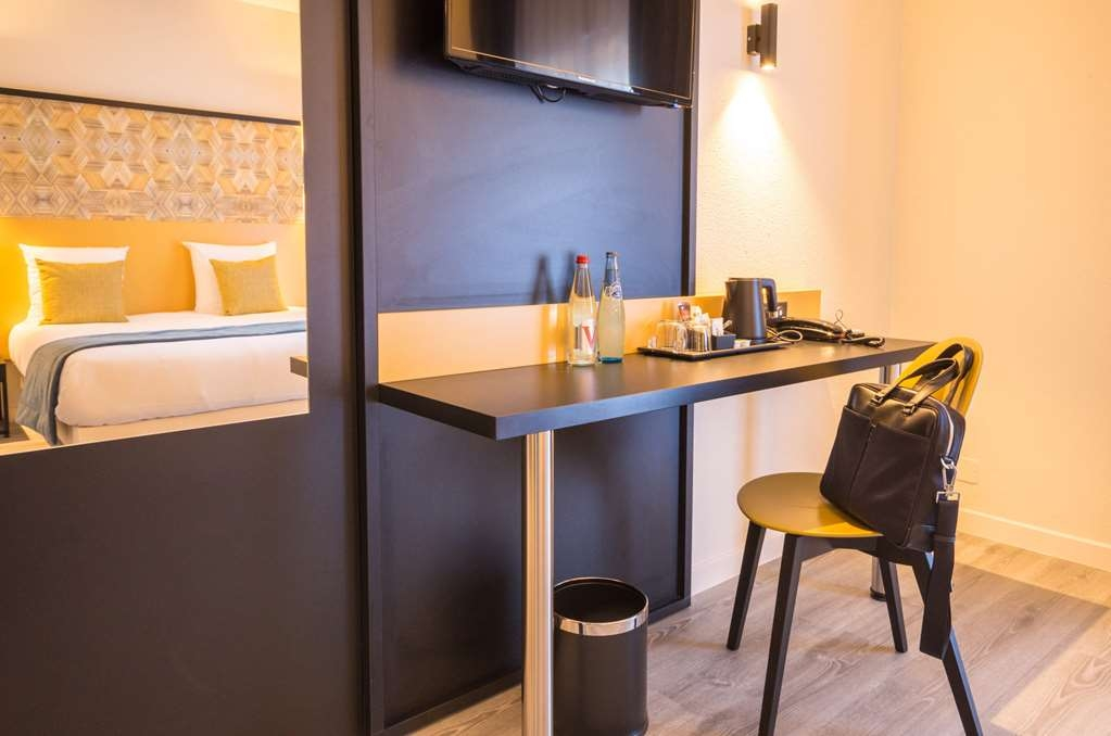 Best Western Domaine de Roquerousse - habitación de huéspedes-amenidad