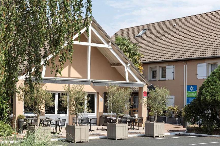 Sure Hotel by Best Western Chateauroux - Aussenansicht