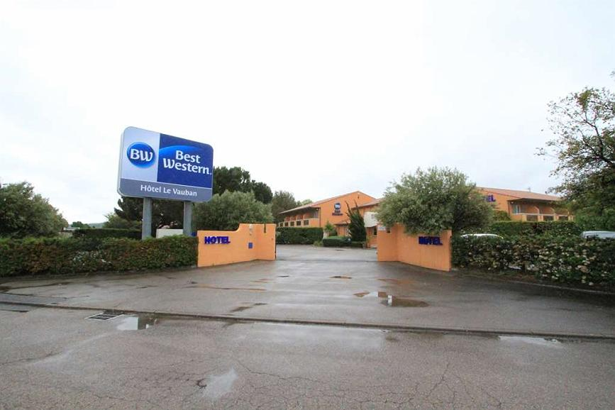 Best Western Le Vauban - Enter Hotel