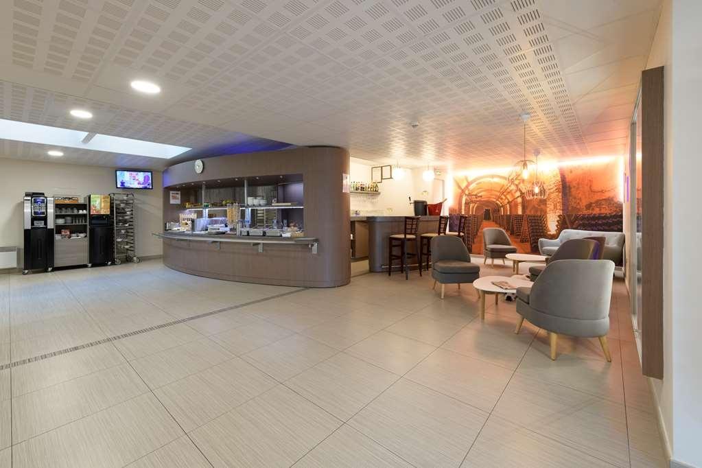 Sure Hotel by Best Western Reims Nord - Vue du lobby