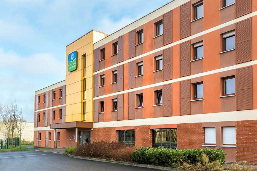 Sure Hotel by Best Western St-Amand-les-Eaux - Aussenansicht