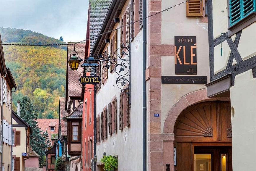 Hotel KLE, BW Signature Collection - Area esterna
