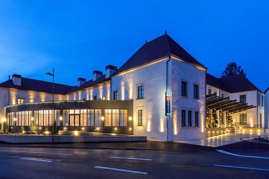 Best Western Premier Hotel Les Sept Fontaines - Vue extérieure