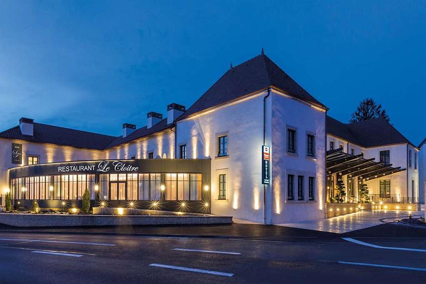 Best Western Premier Hotel Les Sept Fontaines - Vista exterior