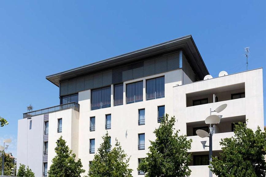 Best Western Linko Hotel - Aussenansicht