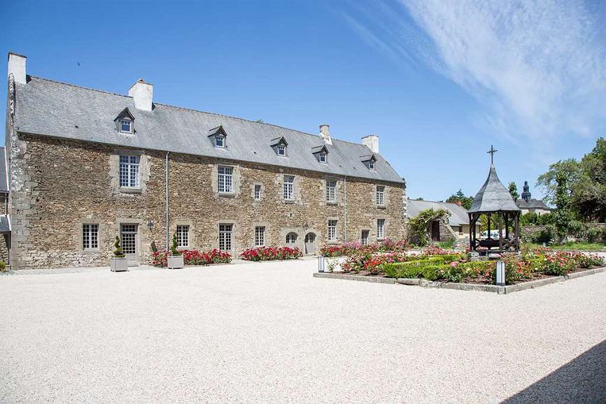 Hotel de l'Abbaye, BW Premier Collection - Hotel De L'Abbaye, BW Premier Collection, Le Tronchet