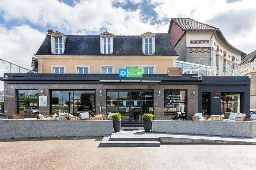 Sure Hotel by Best Western Argentan - Vista exterior