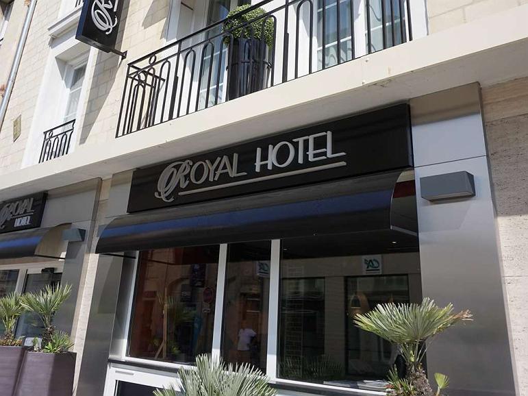 Best Western Royal Hotel Caen - Vista exterior