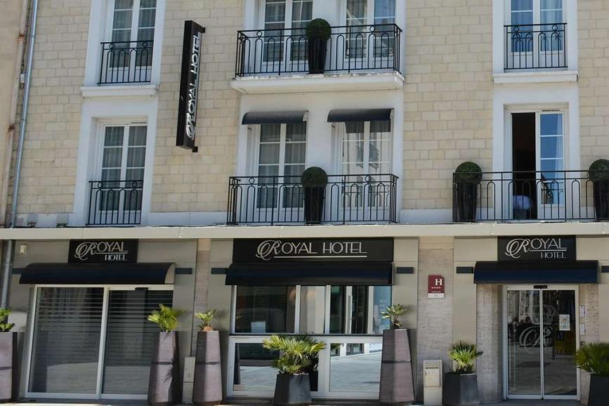 Best Western Royal Hotel Caen - Area esterna