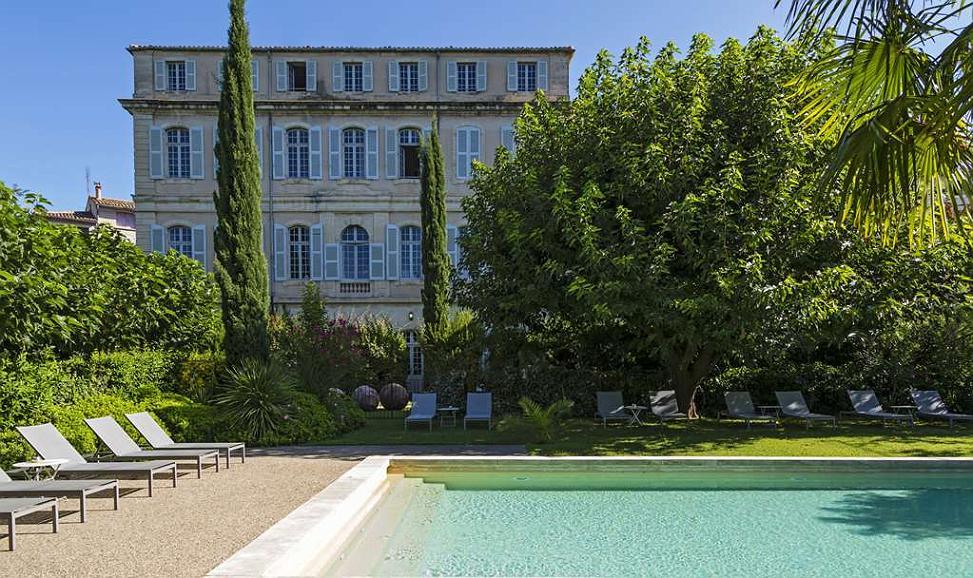 Chateau de Mazan, BW Premier Collection - Vista exterior