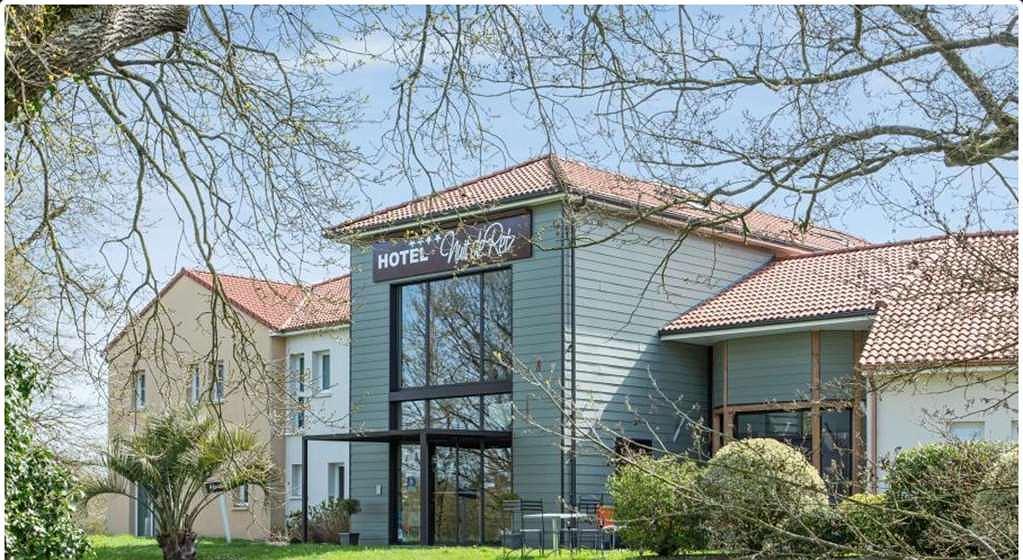 Best Western Hotel Nuit De Retz - Area esterna