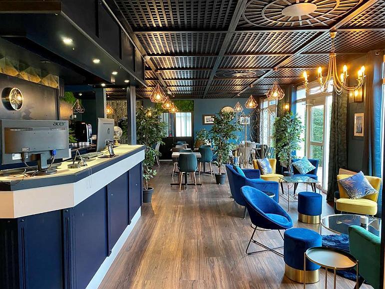 Sure Hotel by Best Western Calais Coquelles Tunnel s/ Manche - Vue du lobby