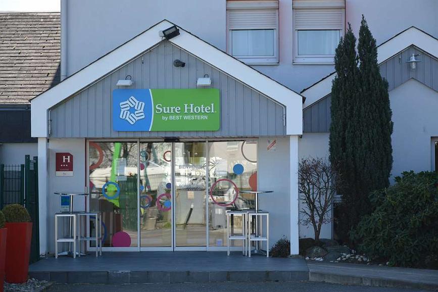 Sure Hotel by Best Western Nantes Saint-Herblain - Vue extérieure